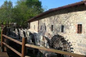 Il vecchio mulino di Gavardo