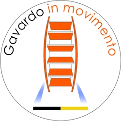 il logo di Gavardo in movimento